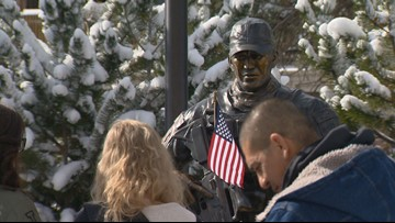 Littleton memorial honors 19 servicemen killed during 'Operation Red Wings'