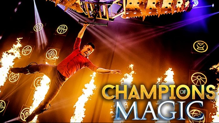 Champions of Magic 2