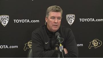 CU Athletic Director addresses football head coaching rumors