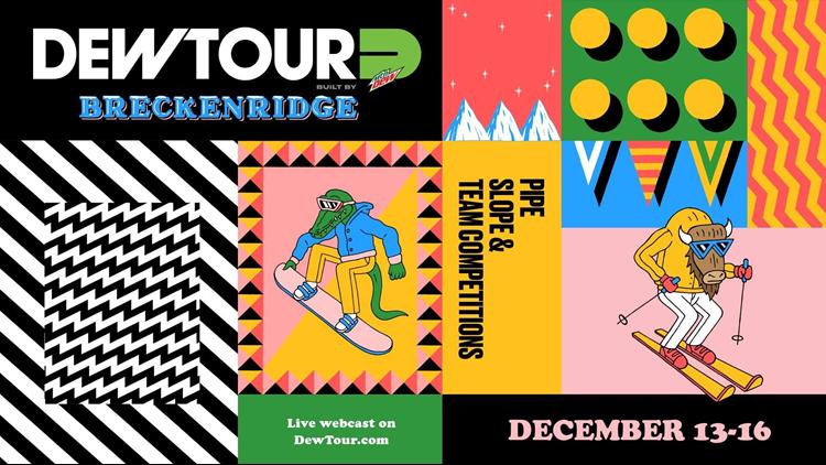 Dew Tour Breckenridge 2018