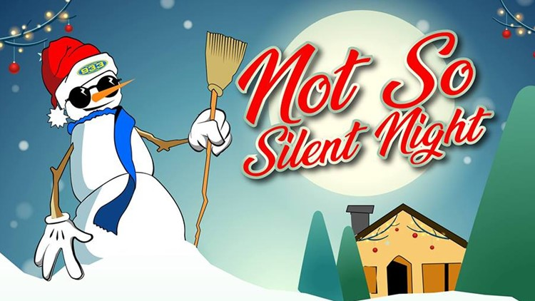 Channel 93.3 Not So Silent Night 2018