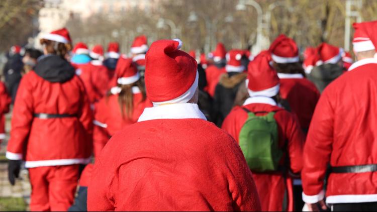 fake santa outfits