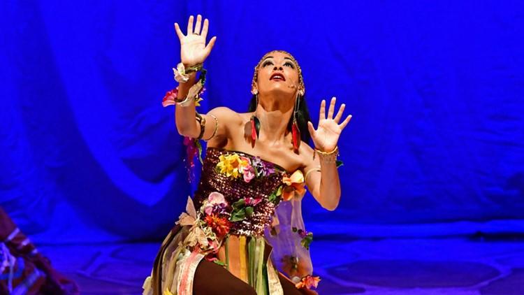 Granny Dances 5 Cleo Parker Robinson Dance