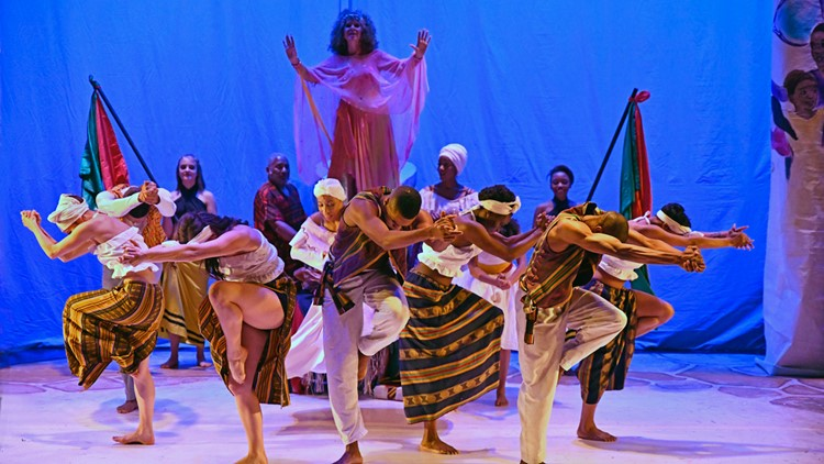 Granny Dances 3 Cleo Parker Robinson Dance