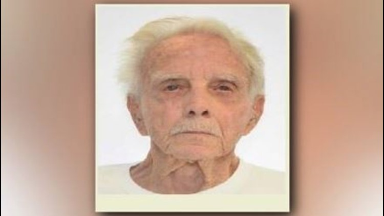 Longmont police looking for missing 93-year-old man