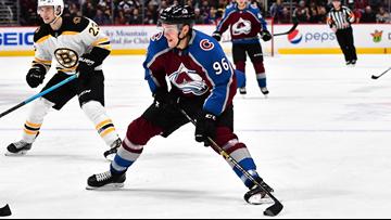 MacKinnon, Rantanen help Avs rally for 6-3 win over Bruins