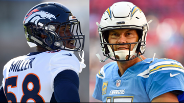 LIVE COVERAGE | Denver Broncos at Los Angeles Chargers