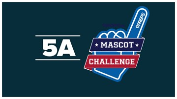5A   Mascot Challenge bracket