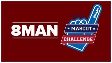8-man | Mascot Challenge bracket