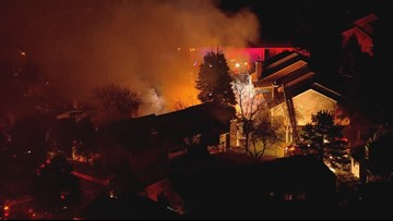 Gas-fed fire, explosion at Heather Gardens in Aurora leaves 1 dead, 2 others injured