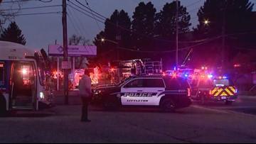 One man dead, 13 hospitalized after fire at Littleton senior housing community