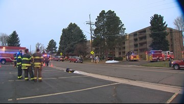 Police: 70-year-old man dies in Littleton apartment fire on his birthday