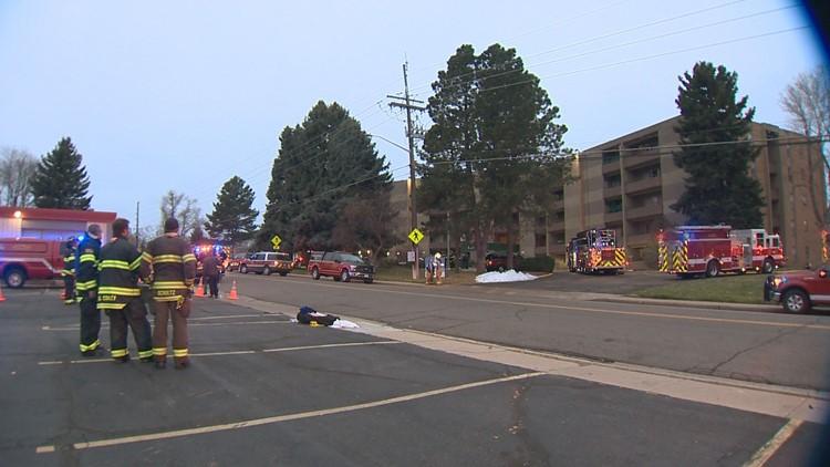 70-year-old man dies in Littleton 55+ apartment fire