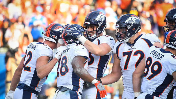Broncos notes: Restructured offensive line comes through, Wolfe clarifies