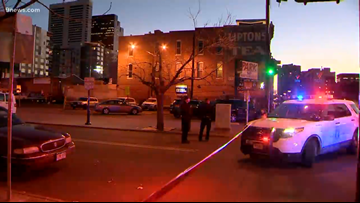 Police: 1 dead, 3 hurt in downtown Denver shooting