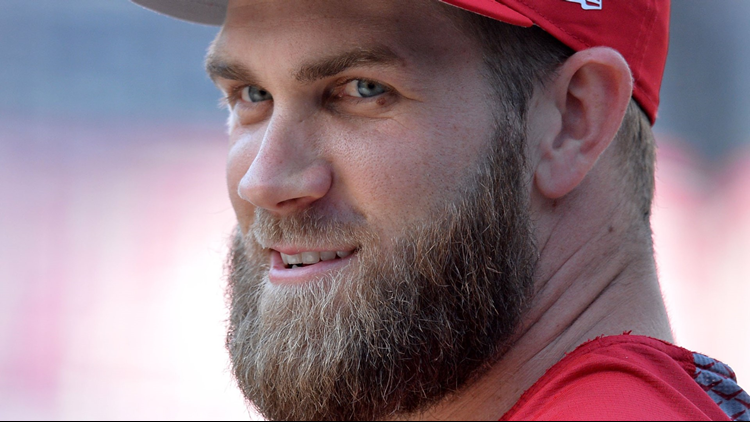 Why the Rockies and Bryce Harper would be a good match