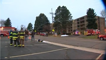 Evacuees from fire at Littleton apartment community still can't go home