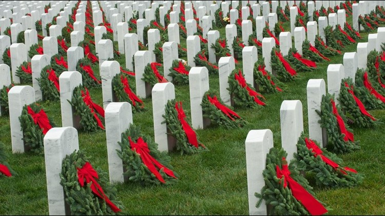 Thousands of wreaths wanted for Colorado veterans' graves