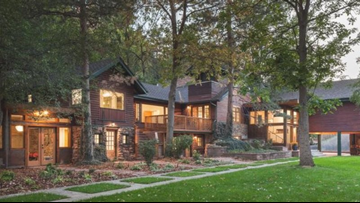 This secluded $7.3M downtown Boulder estate has a guest house and is steps from CU