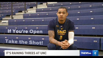 Three is the magic number for UNC basketball