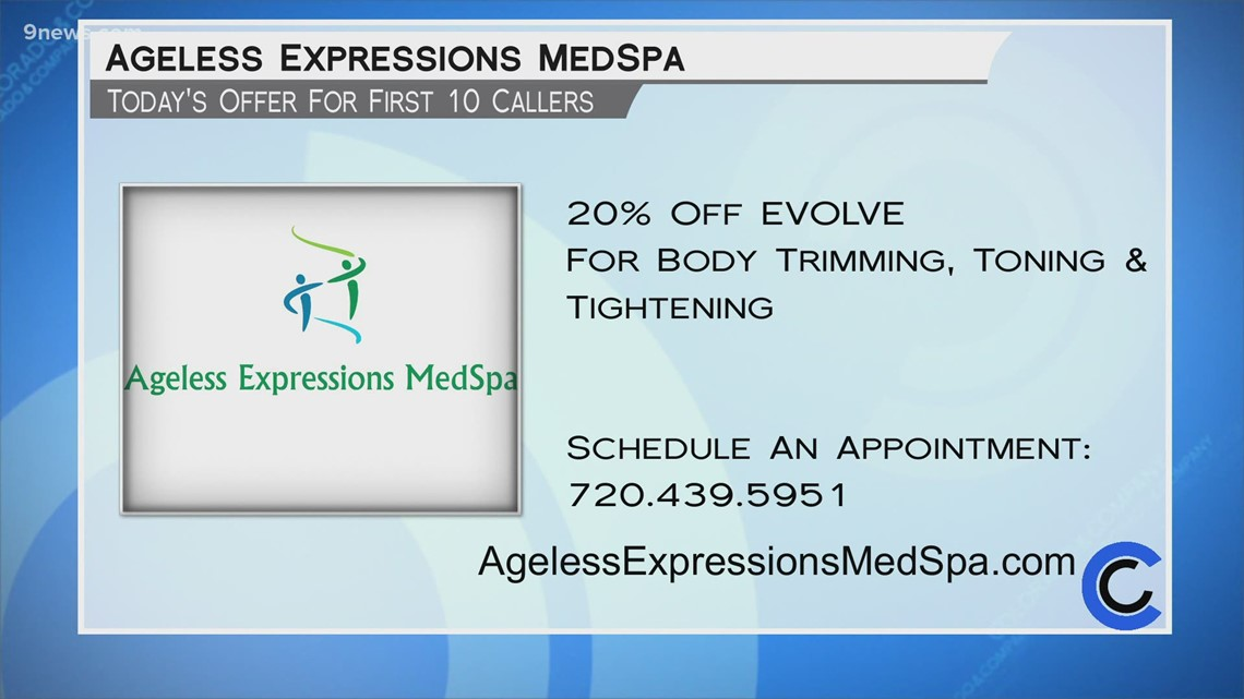 Ageless Expressions Med Spa - April 22, 2021
