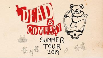 Dead & Company is returning to Folsom Field in 2019