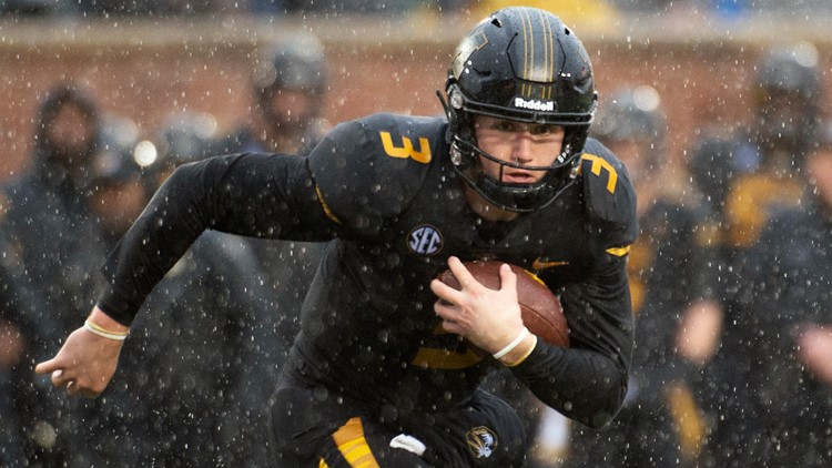 NFL Draft Drew Lock Football