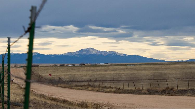 Rush Colorado cowboy mountains  Bryan