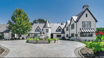 $7.7M Cherry Hills Village home looks like a castle and has been owned by 'Denver royalty'