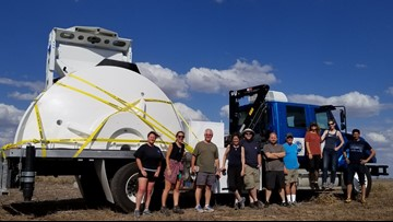 New Colorado-designed 'Doppler on Wheels' chasing storms in Argentina