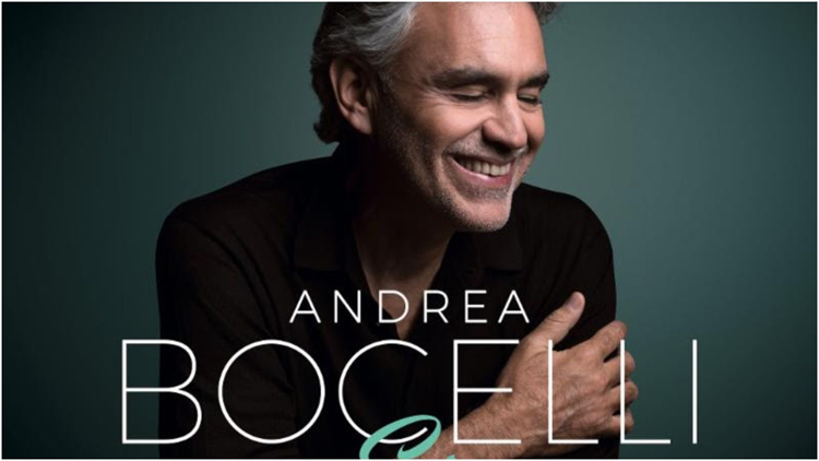 Andrea Bocelli returns on Halloween for Colorado concert