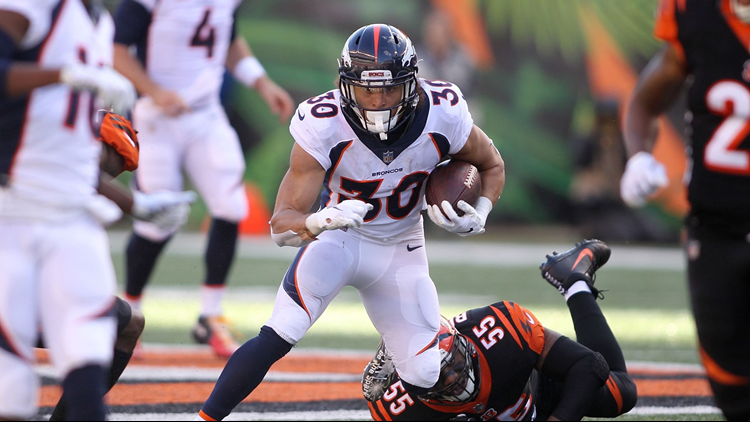 Broncos' rookie Phillip Lindsay makes NFL history with Pro Bowl berth