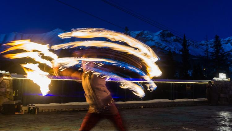 Telluride Fire Festival  1