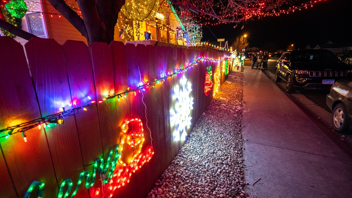 Where To Find The Best Christmas Lights In Denver And Colorado An