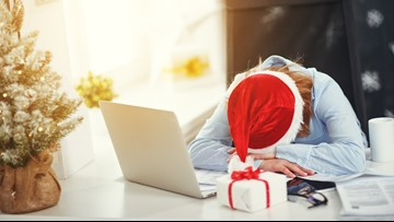 Stress and the holidays: What you can do to improve your mental health