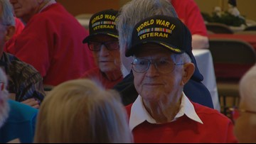 Local veterans remember the attack on Pearl Harbor, 77 years ago