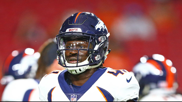 Yiadom the latest rookie Broncos are counting on