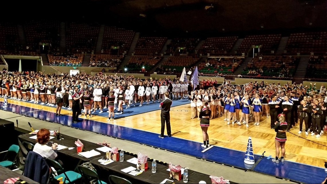 Results: 2018 State Spirit Competition
