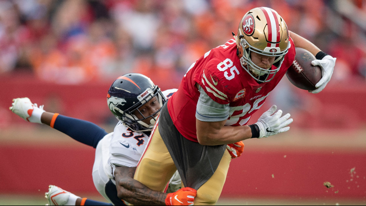 Broncos trying to rally, but trail 49ers, 20-7 in fourth quarter