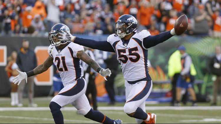 f3698f1f568 Chubb breaks Von s rookie team record  eyes Kearse s NFL sack mark ...