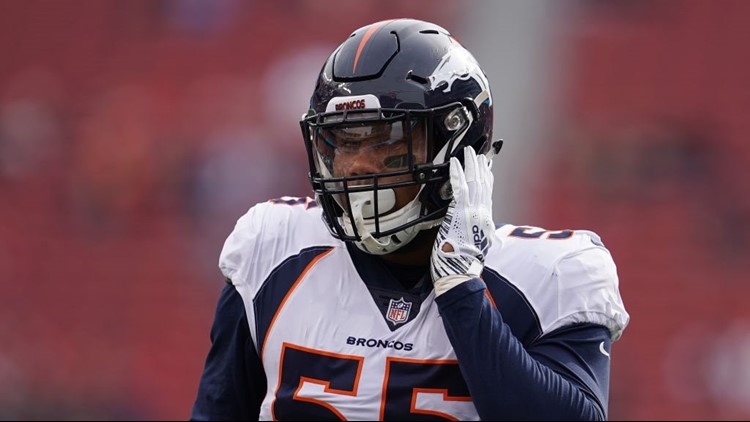 Broncos notes: There will be a Chubb reunion Saturday in Denver