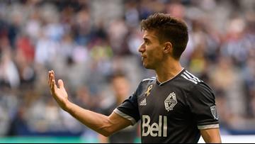 Colorado Rapids acquire Nicolás Mezquida from Vancouver Whitecaps FC