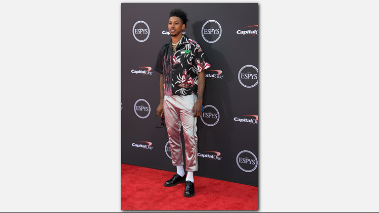 Nick Young  2018 ESPYS
