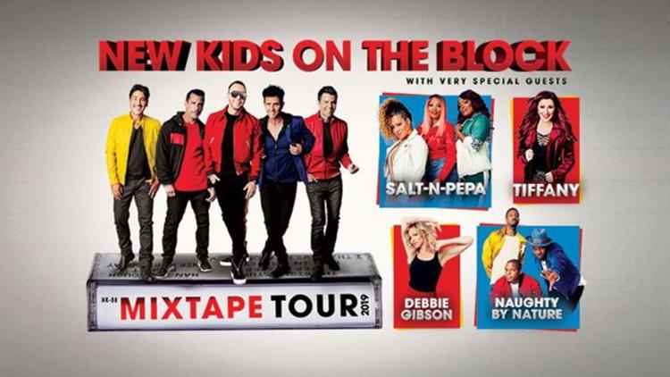 New Kids On The Block: The MixTape Tour - Denver, CO