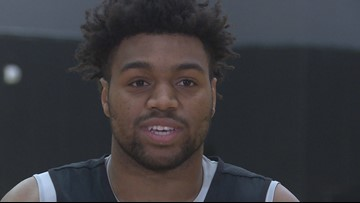 My life after a stroke: The Evan Battey story