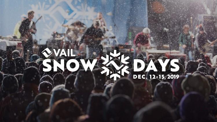 Vail Snow Days