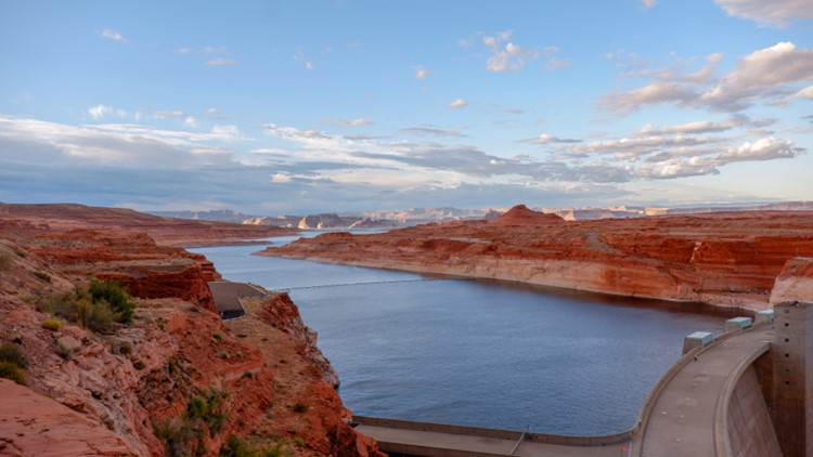 If Lake Powell's water levels keep falling, a multi-state reservoir release may be needed