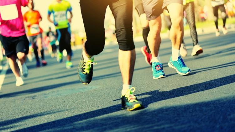runners running feet generic cropped 5K