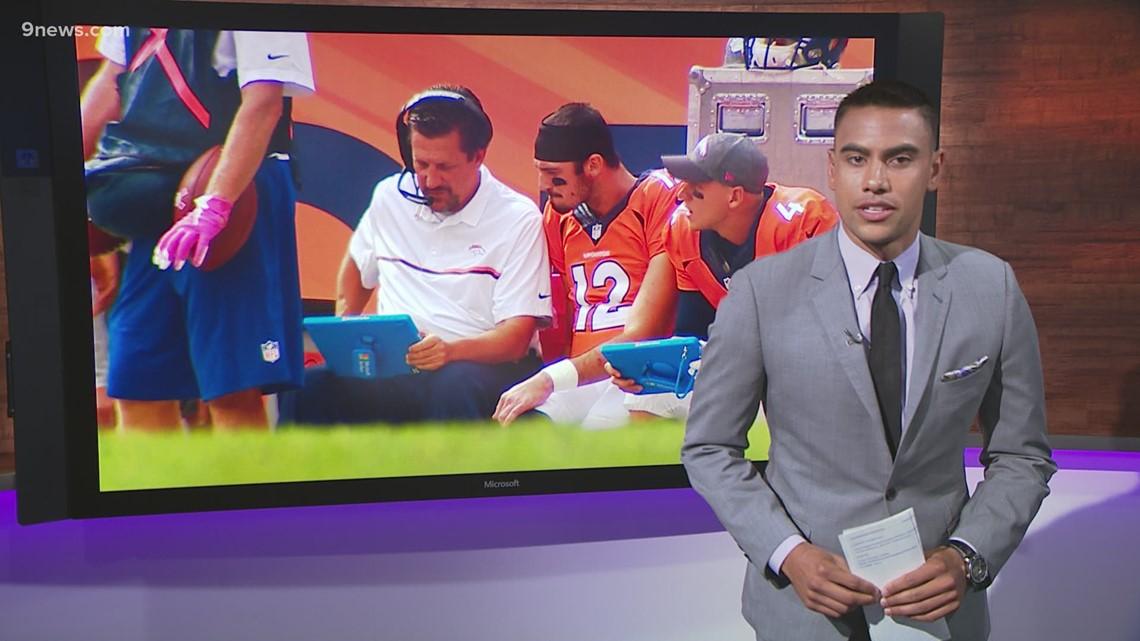 Former Broncos QB coach Greg Knapp involved in bicycle crash