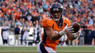Continuity has escaped Booker, but RB pleased Flacco is Broncos new QB